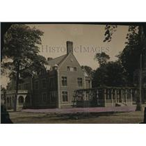1910 Press Photo H.H. Hanna Residence in 11505 Lake Shore Boulevard. - cva87690