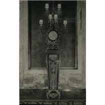 1924 Press Photo Balthazer (of Paris) clock in the Palace Theater - cvb00606