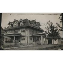1912 Press Photo The McIntyre House - cva87994