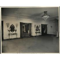 1922 Press Photo Palace Theater - cva99616