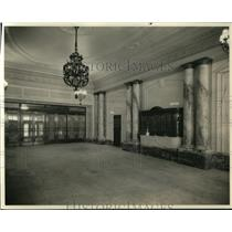 1922 Press Photo Interior of Cleveland Theater, the Palace - cva99605