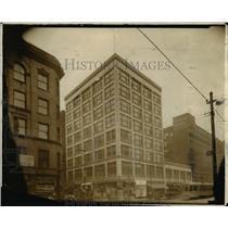 1923 Press Photo Exterior view of the Prospect Fourth building - cva97086