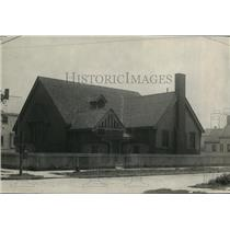 1913 Press Photo Presbyterian Church on mayflower Libley Road, Maple Heights