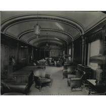1923 Press Photo The Cleveland Public Auditorium - cva86376