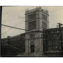 1926 Press Photo Collinwood Junior High School - cva97053