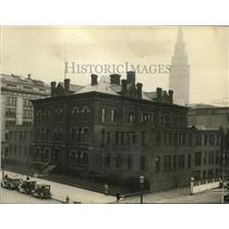 1924 Press Photo The Board of Education Building - cva82472