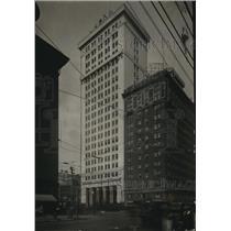 1921 Press Photo Superior Bldg. formerly called Discount Bldg. - cva86010