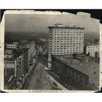 1921 Press Photo San Real Estates in Euclid Ave. - cva87776