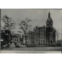1904 Press Photo Central High in 1904 - cva90016