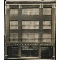 1914 Press Photo The Gustav Schaefer Wagon Company - cva86162