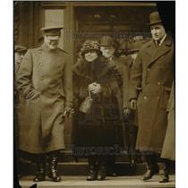 1922 Press Photo Roy Jamison leaving the Chamber - cva97672