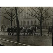 1928 Press Photo The crowd at the Cleveland Public Sqare - cva89963