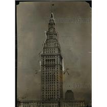 Press Photo The Tower City Center in Cleveland - cva97751
