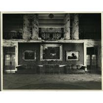 1922 Press Photo Cleveland Theater - cva99798
