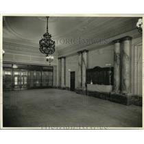 1922 Press Photo The Palace Theater Lobby - cva99611