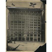 1921 Press Photo Fidelity Mortgage Building - cva85750