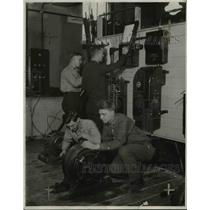 1926 Press Photo Frank Donca, Fred Brunarsky, Chester Kinkelaar and Ralph Miller