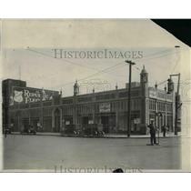 1926 Press Photo Chester business building in E 7th - cva96946