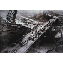 Press Photo The Superior Viaduct in the 1900 - cva82629