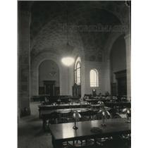 1925 Press Photo The Cleveland Library's Brett Hall - cva78946