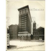 1926 Press Photo The Illuminating building , the Old Stone Church - cva87304