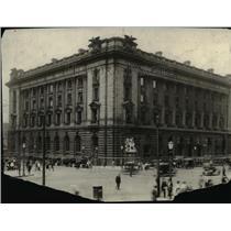 1920 Press Photo The New Cleveland Post Office - cva90137
