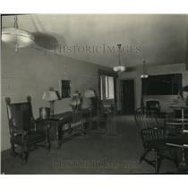 1925 Press Photo The Public Hall - cva86357