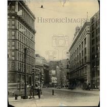 1924 Press Photo The 1924 Cleveland Streets - cva90639