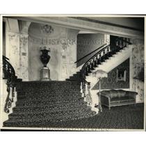1922 Press Photo Stairs at the Palace - cva99607