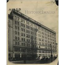 1921 Press Photo Cleveland Ohio Bulkley building - cva82349