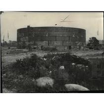 1931 Press Photo Euclid New Tank - cvb01222