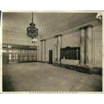 1922 Press Photo Cleveland Theater Palace - cva99625