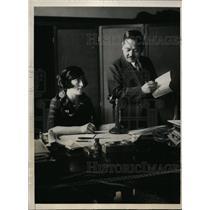 1924 Press Photo Mr CHonosuke Yoshikaea Director of Savings Assc Japanese Govt