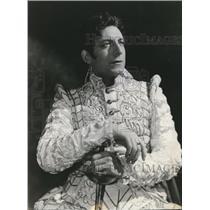 1942 Press Photo Ezio Pinza As Don Giovanni - orx00189