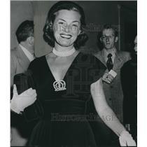 1952 Press Photo Eleanor Holm seen in Las Vegas - orx00870
