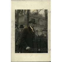 1919 Press Photo Frederick Stampfer Editor in Chief of the Vorwarts Socialist