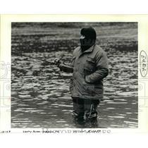 1998 Press Photo Fishing - orb15573