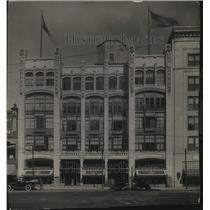 1921 Press Photo The Lindner Company building - cva85934