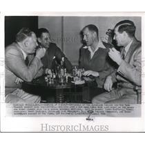 1946 Wire Photo The Baseball Leagues Held Annual Baseball Meeting - cvw07451