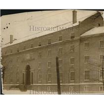 1920 Press Photo Nurses home, City Hospital - cva95847