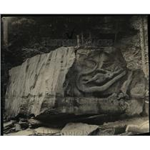 1921 Press Photo Chagrin Falls, Ohio - cvb01440