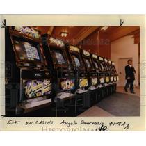 1995 Press Photo Oregon Kaih-Nee-Ta Resort Gambling - orb12909