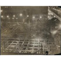1921 Press Photo New Federal Reserve Bank construction - cva85555