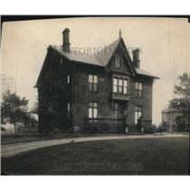 1914 Press Photo The Col. Payne Home in Euclid at 27th Street - cva87788