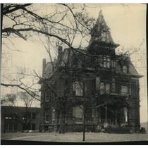1922 Press Photo Old McKinney House. - cva95734