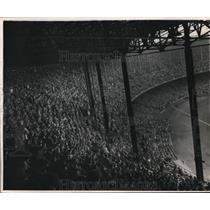 1971 Press Photo Crowd inside the Stadium - cva95770