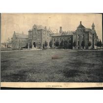 1920 Press Photo City Hospital - cva95844