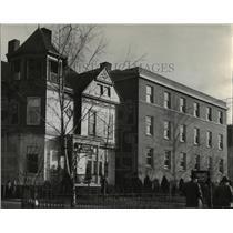 1938 Press Photo Grace Hospital - cvb00085