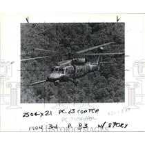 1991 Press Photo 939th Air Rescue Wing and its new Sikorsky Pave Hawk Helicopter