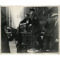 1930 Press Photo Police and United States Communists - nex97228